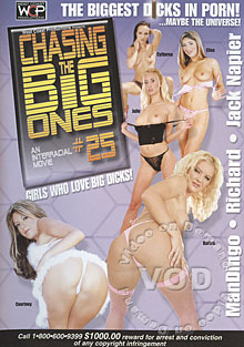 Chasing The Big Ones #25 Box Cover