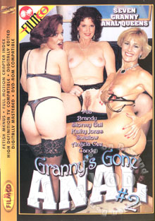 Granny's Gone Anal #2 Box Cover