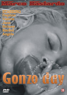 Gonzo Day Box Cover