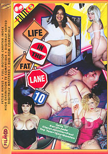 Life In The Fat Lane 10 Box Cover