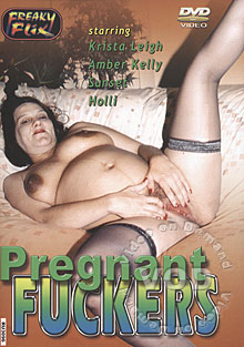 Pregnant Fuckers Box Cover
