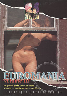 Euromania Volume III Box Cover