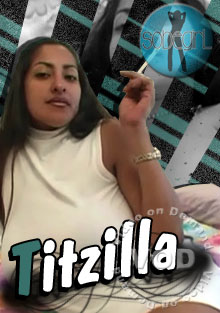 Titzilla Box Cover
