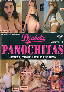 Panochitas Volume 11 Box Cover