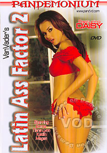 Latin Ass Factor 2 Box Cover