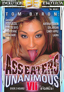 Ass Eaters Unanimous VII Box Cover