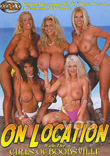 On Location With The Girls Of Boobsville