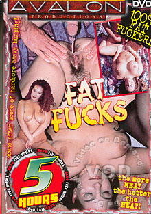 Fat Fucks Box Cover