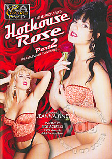Hothouse Rose Part 2 Box Cover