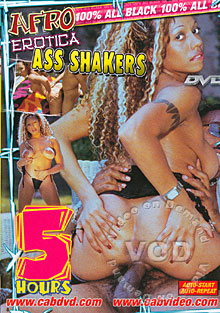 Ass Shakers 106