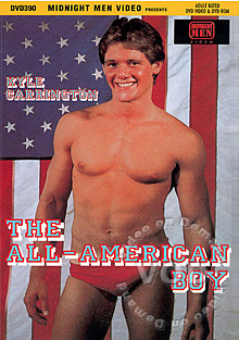 The All-American Boy Box Cover