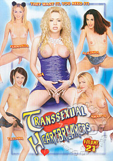 Transsexual Heartbreakers Volume 21