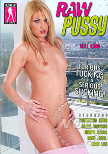 Raw Pussy Box Cover