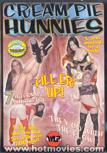 Cream Pie Hunnies Box Cover