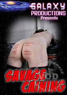 Savage Caning Box Cover