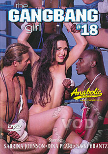 The Gangbang Girl #18 Box Cover