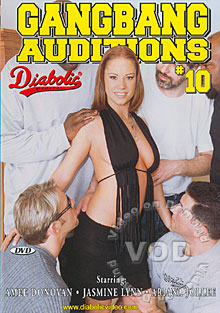 Gangbang Auditions #10