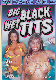 Big Black Wet Tits Box Cover