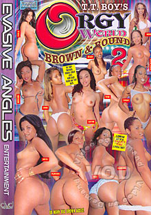 T.T. Boy's Orgy World: Brown & Round 2 Box Cover