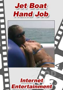 Jet Boat Hand Job Box Cover