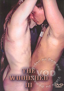 The Woodshed III Box Cover