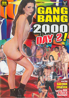 Gang Bang 2000 Day 2! Box Cover