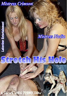 Stretch His Hole Box Cover