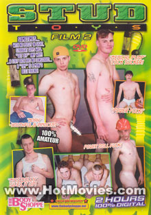Stud Toys Film 2 Box Cover