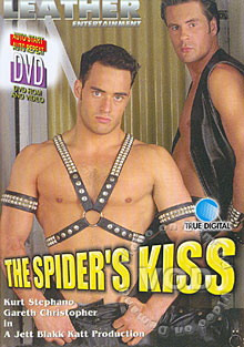 The Spider's Kiss Box Cover