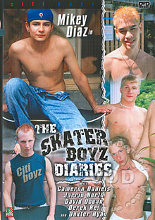 The Skater Boyz Diaries Box Cover