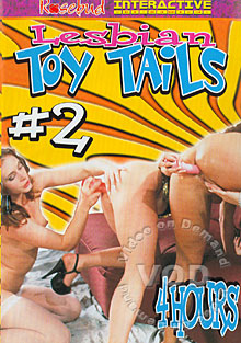 Lesbian Toy Tails #2 Box Cover