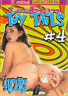 Lesbian Toy Tails #4 Box Cover