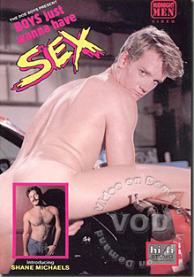 Boys Just Wanna Have Sex Box Cover