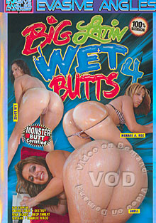 Big Latin Wet Butts 4 Box Cover
