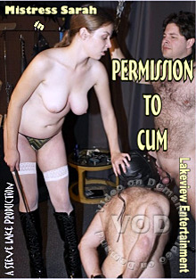 Permission To Cum Box Cover