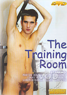 The Training Room Box Cover