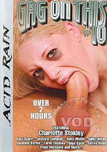 Gag On This #10 Box Cover