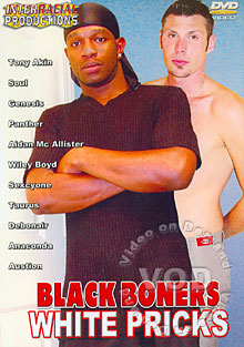 Black Boners White Pricks