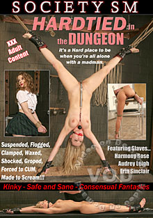 Hardtied In The Dungeon
