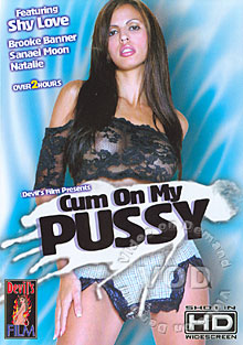 Cum On My Pussy Box Cover