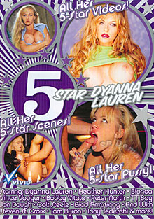 5 Star Dyanna Lauren Box Cover