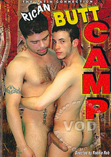 Rican Butt Camp Box Cover
