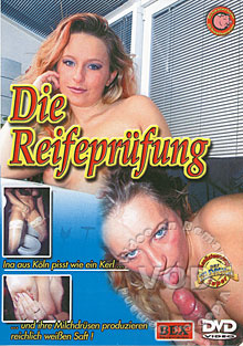 Die Reifeprufung (The Maturity Test) Box Cover
