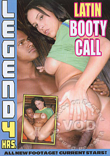 Latin Booty Call Box Cover
