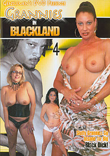 Grannies In Blackland 4 Box Cover