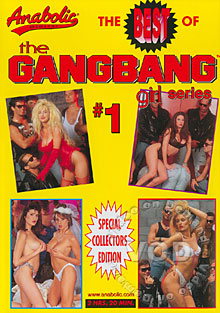 The Best of the Gangbang Girl Series #1