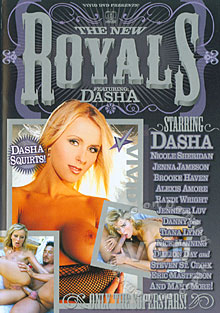 The New Royals - Featuring Dasha Box Cover