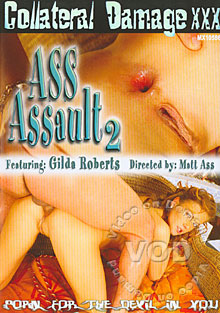 Ass Assault 2 Box Cover