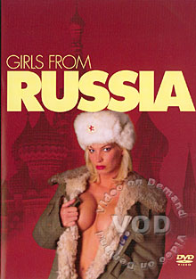 Girls From Russia Box Cover
