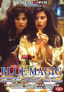 Blue Magic Box Cover